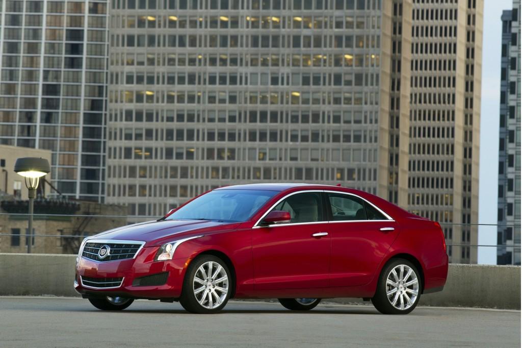 2013 Cadillac ATS Rates Five Stars In NHTSA Crash Testing