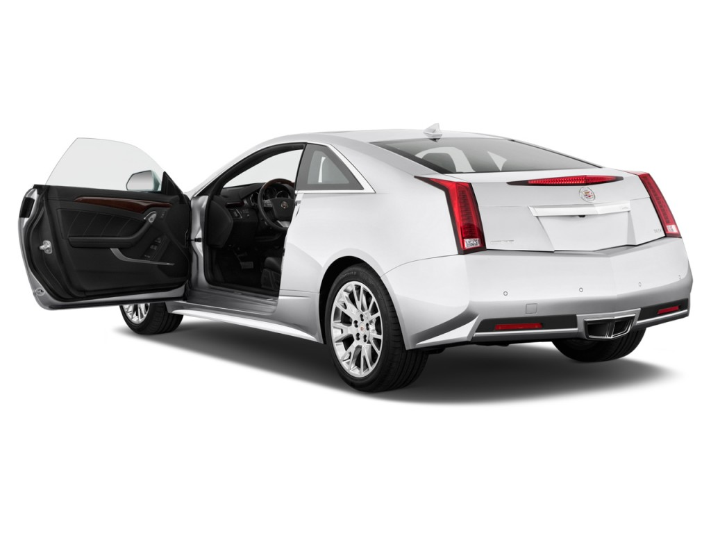 Cadillac Cts Door Coupe Premium Rwd Open Doors L