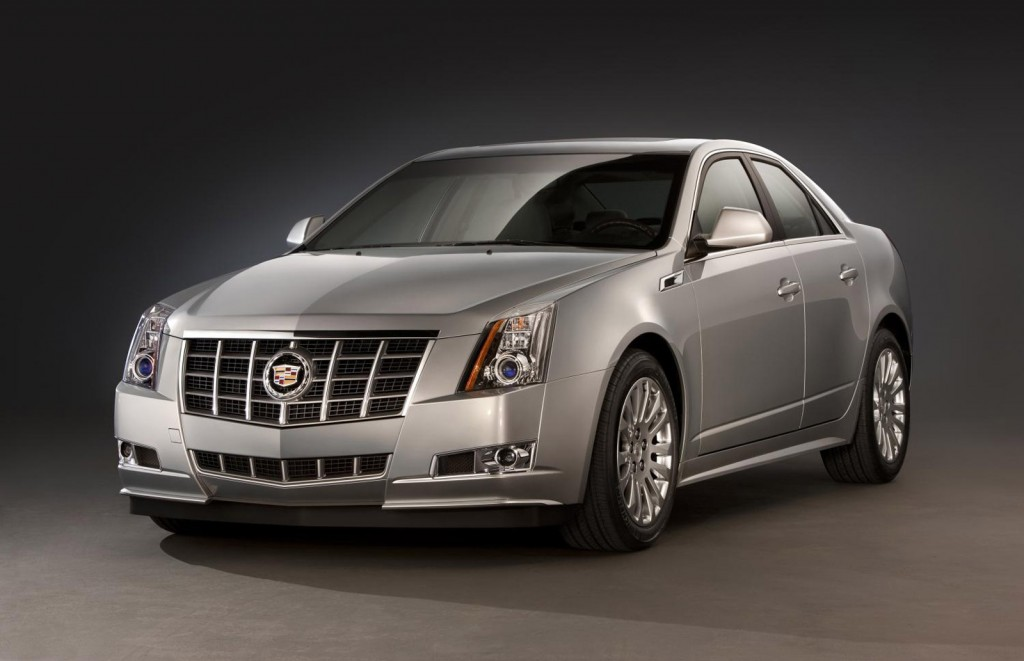 GM Tells Used Car Dealers To Stop Selling 2003-13 Cadillac CTS, 2004