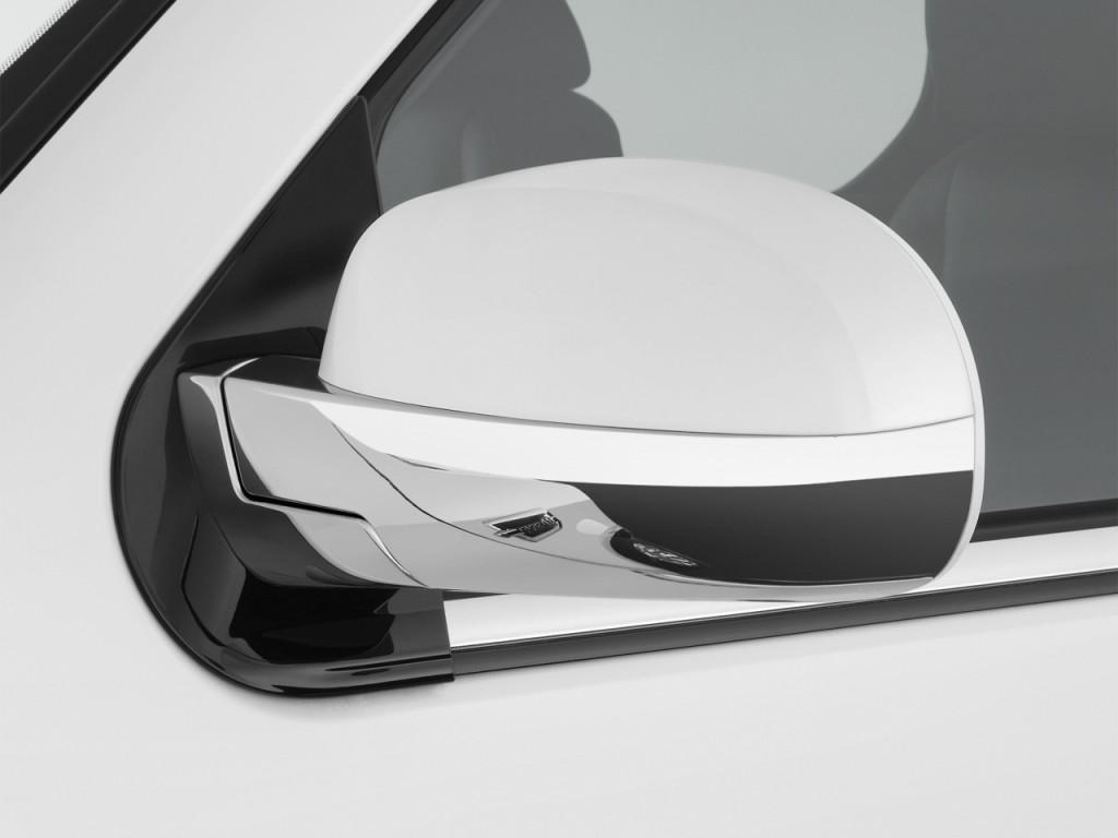 Image: 2013 Cadillac Escalade Hybrid 2WD 4-door Mirror ...