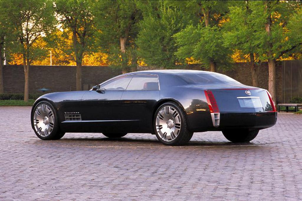 2013 Cadillac Sixteen Concept