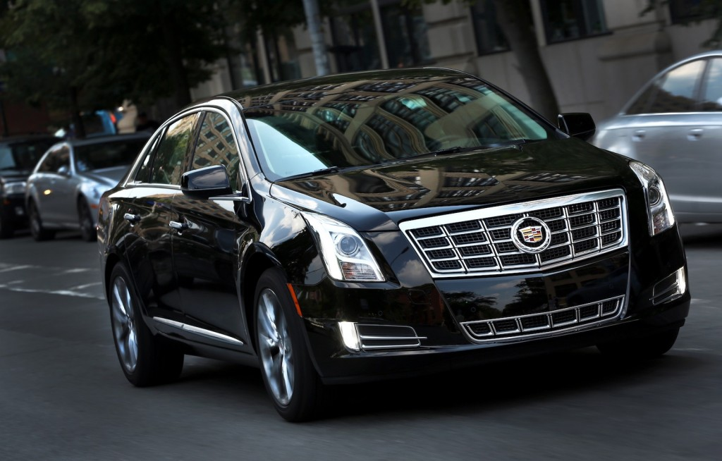 test buy photo drive exterior cadillac car new xts expert review