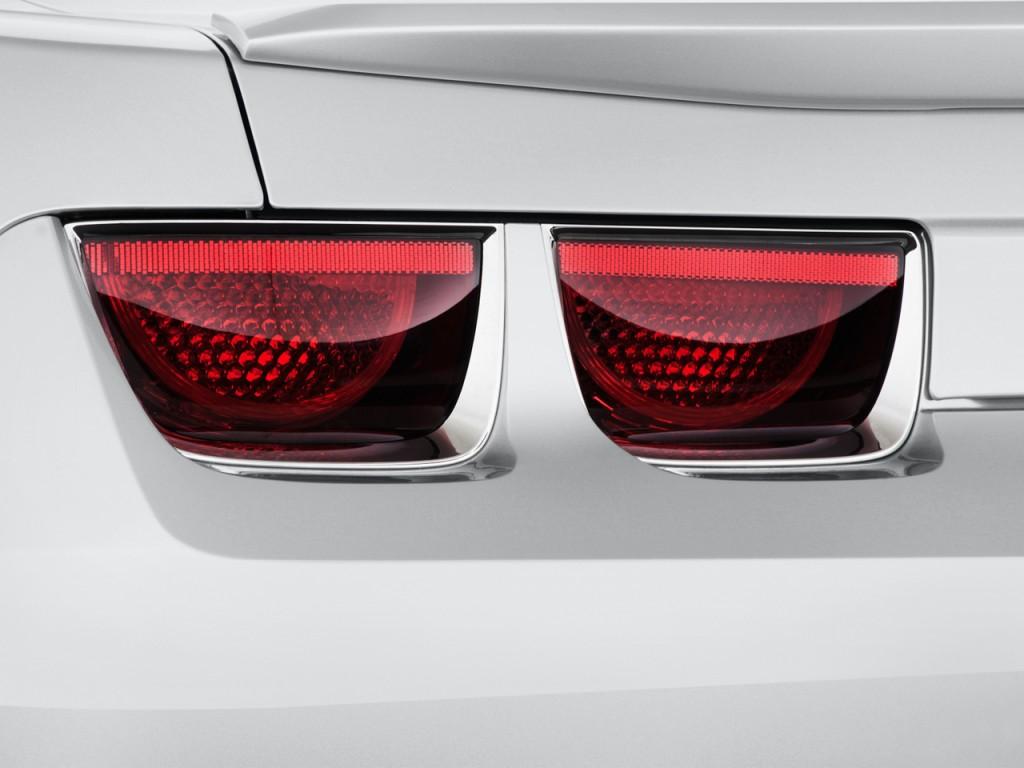Image: 2013 Chevrolet Camaro 2-door Coupe LS w/1LS Tail ...