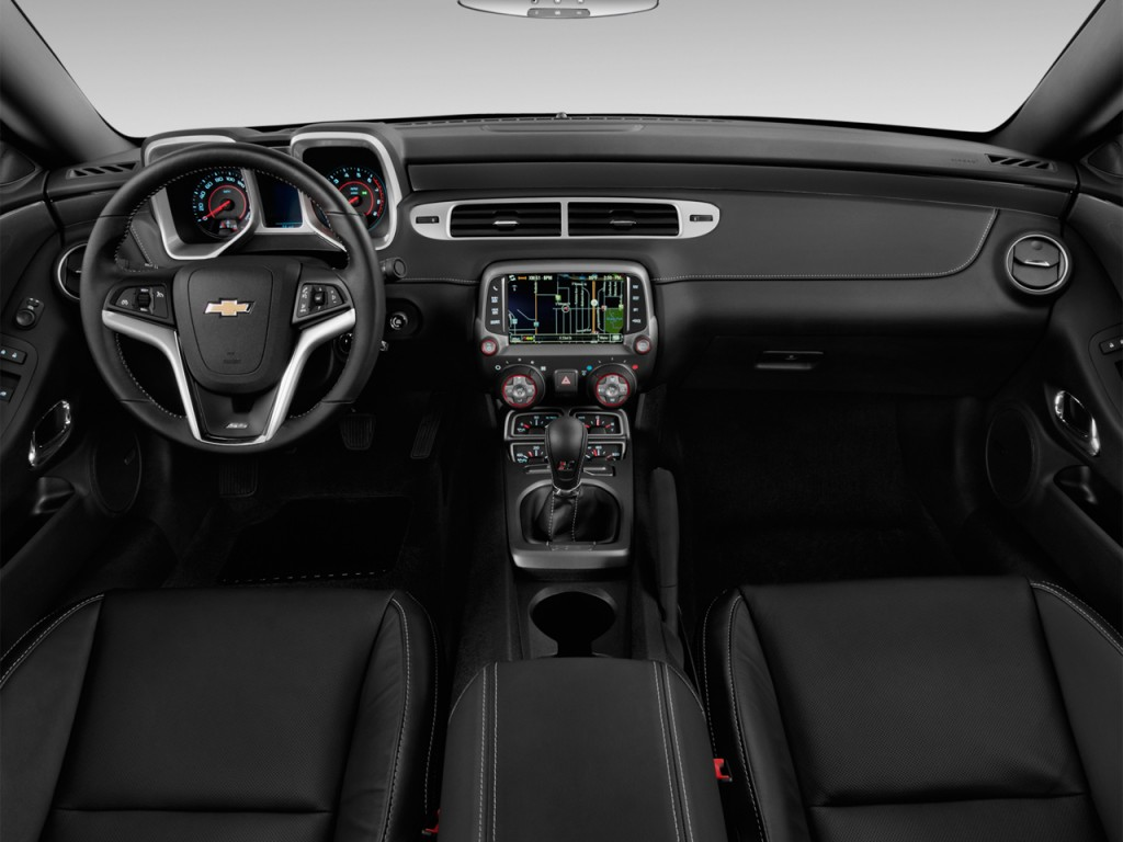 Image: 2013 Chevrolet Camaro 2-door Coupe SS w/1SS Dashboard, size: 1024 x 768, type: gif ...