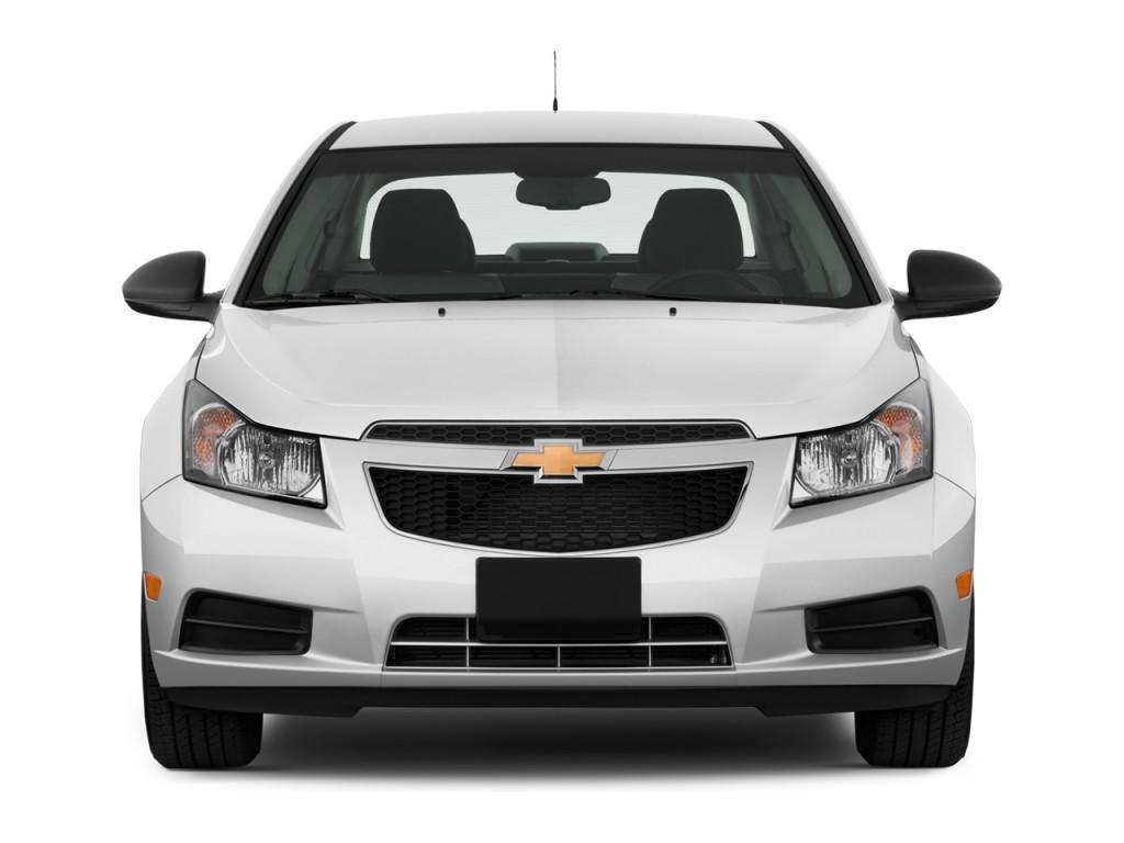 Image: 2013 Chevrolet Cruze 4-door Sedan Auto LS Front ...