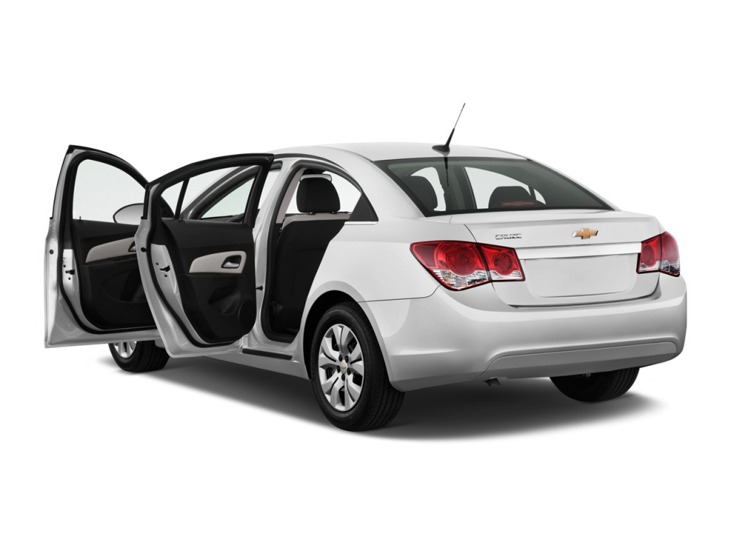 Image: 2013 Chevrolet Cruze 4-door Sedan Auto LS Open Doors, size: 1024 x 768, type: gif, posted ...