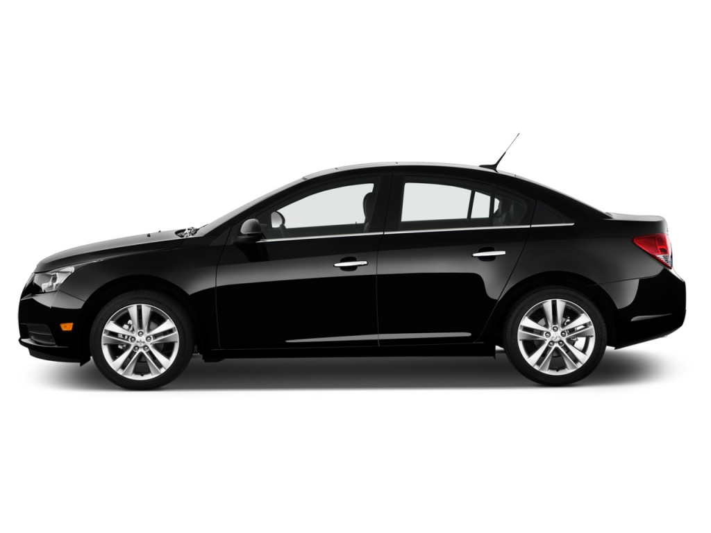 Cruze 2013 chevy cruze ltz for sale : Image: 2013 Chevrolet Cruze 4-door Sedan LTZ Side Exterior View ...