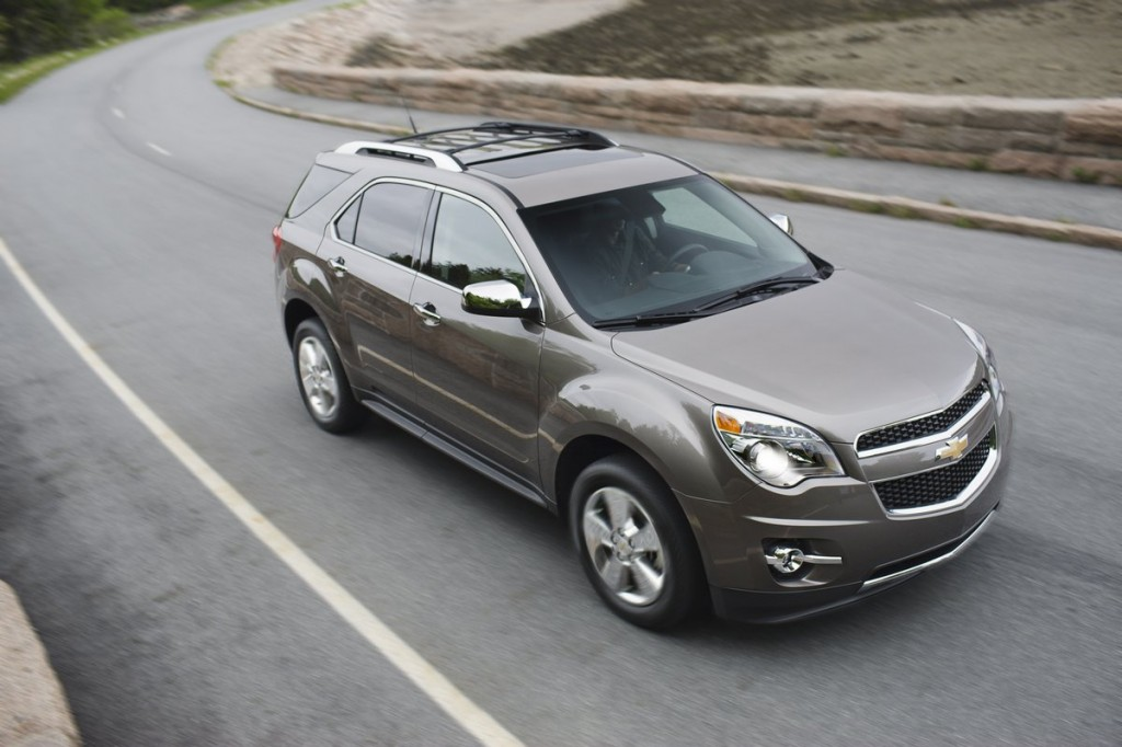 2013 Chevrolet Equinox and GMC Terrain recalled for