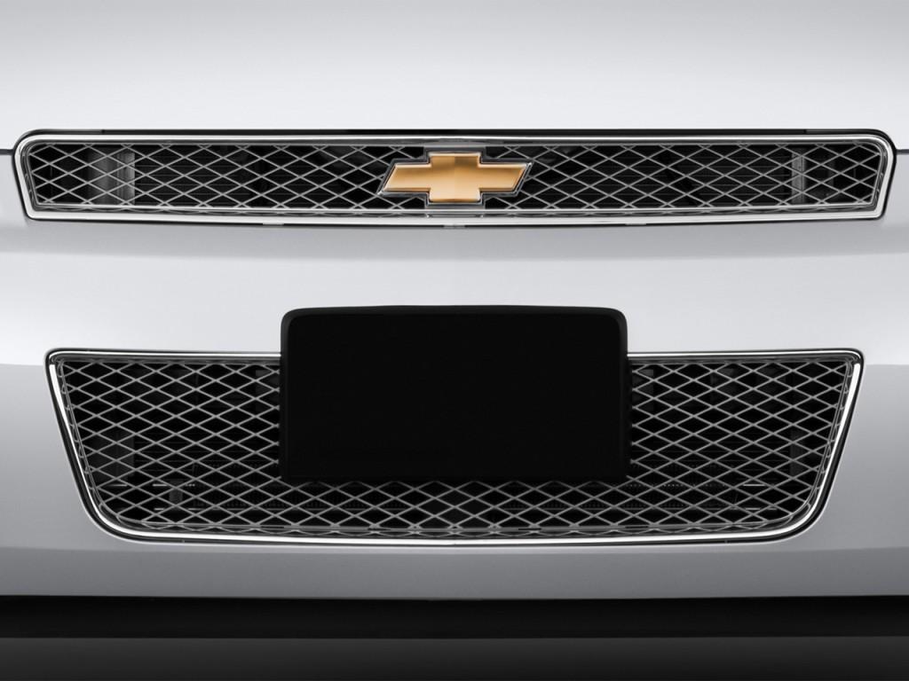 Image 2013 Chevrolet Impala 4 Door Sedan Ls Retail Grille