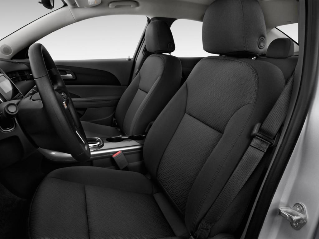 Image: 2013 Chevrolet Malibu 4-door Sedan LS w/1LS Front Seats, size: 1024 x 768, type: gif ...