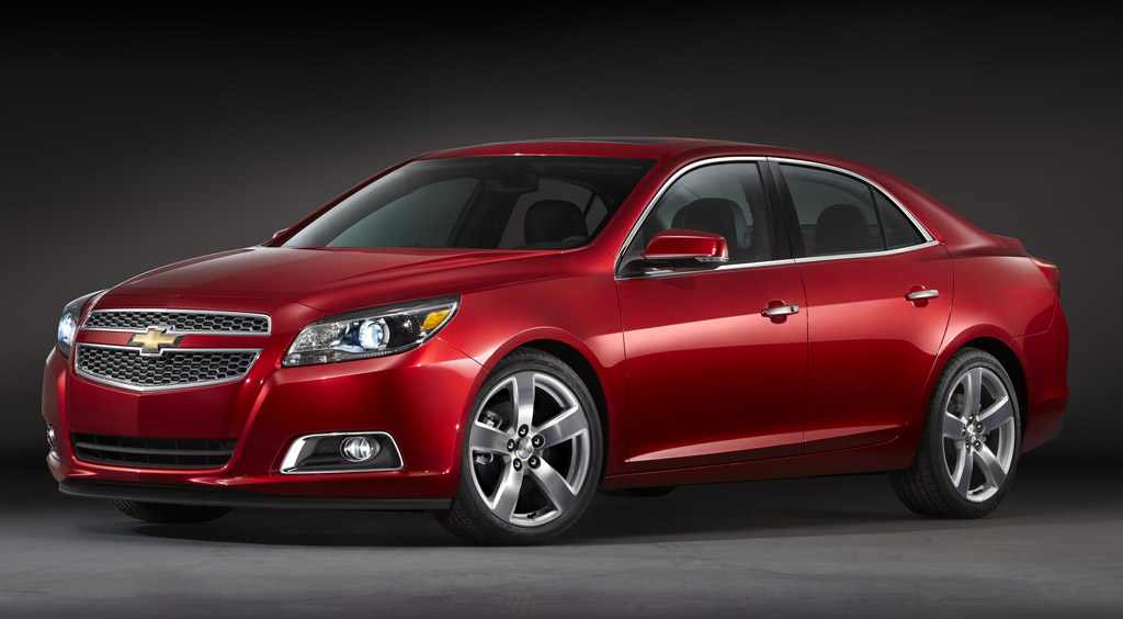 2013 Chevrolet Malibu Turbo: Quicker Than The V-6 It Replaces