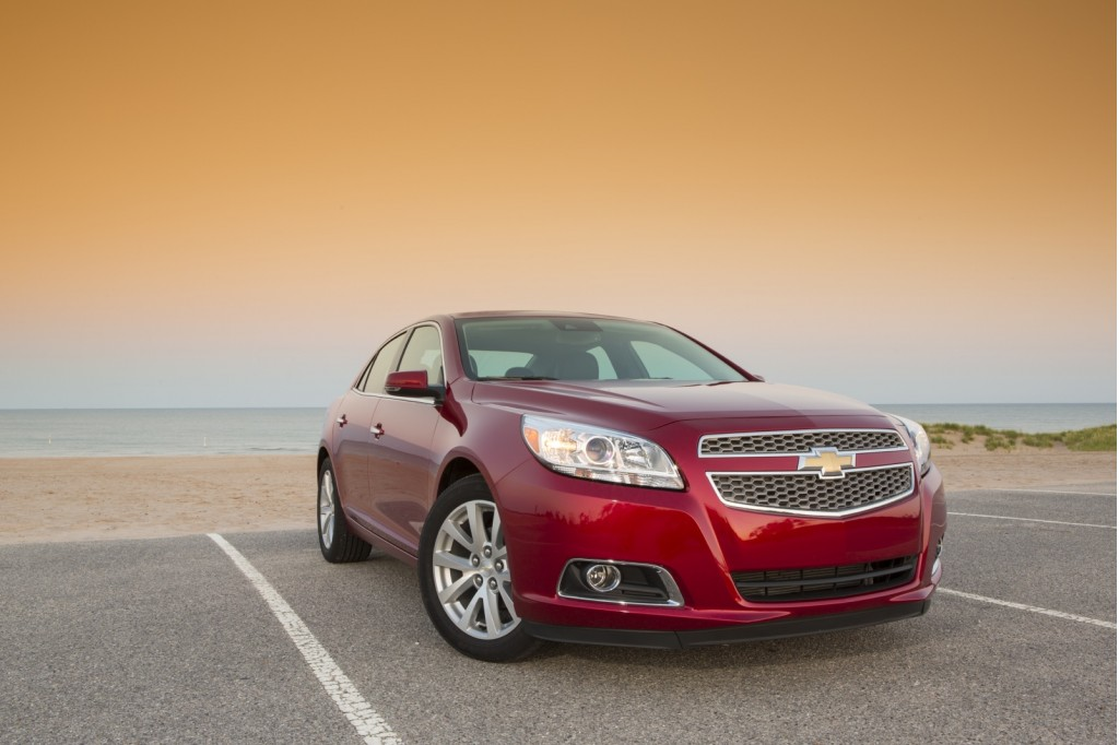 Teen Drivers, Nissan's New Safety Tech, 2013 Chevy Malibu: Car News Headlines