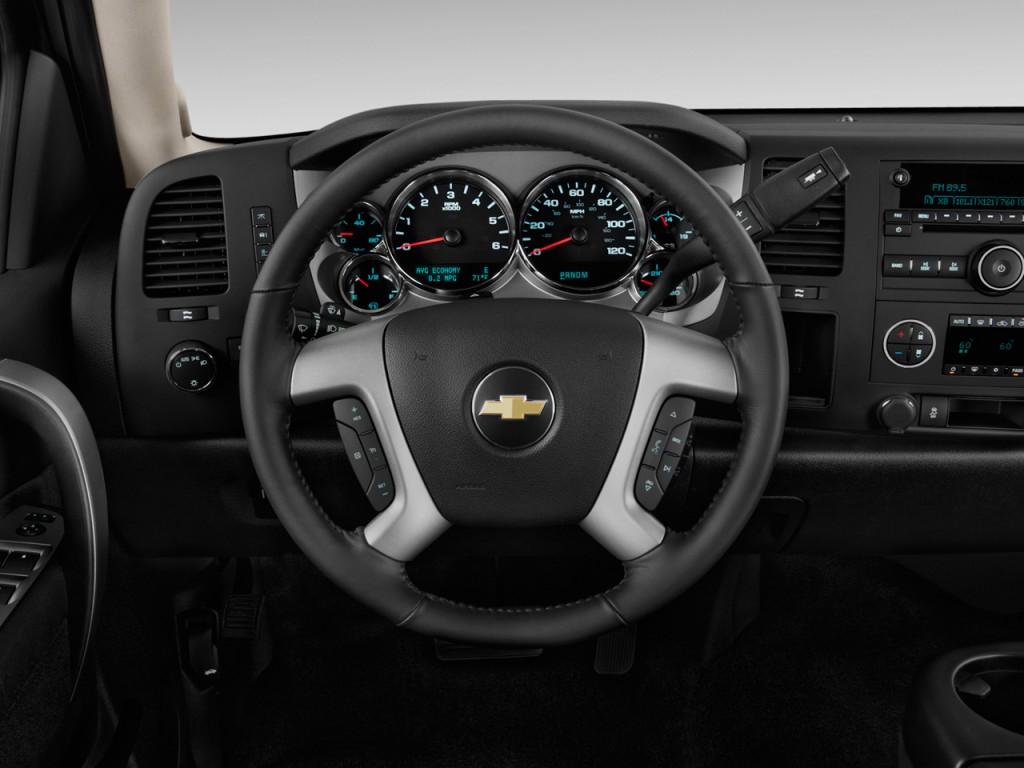 Image 2013 Chevrolet Silverado 1500 2wd Crew Cab 143 5
