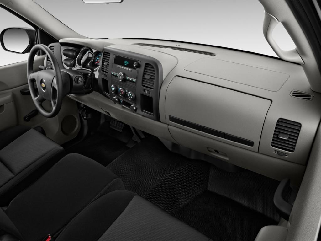Image: 2013 Chevrolet Silverado 2500HD 2WD Reg Cab 133.7 ...
