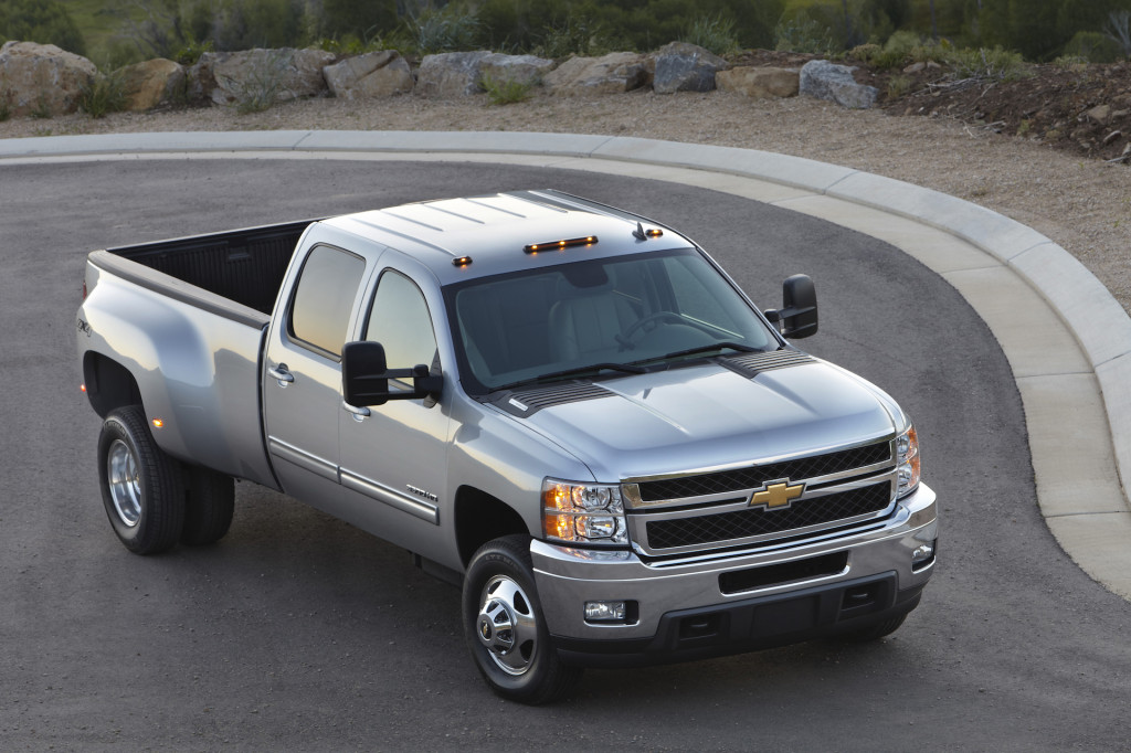 Lawsuit alleges GM sold heavy-duty trucks that couldn't reliably run on US diesel fuel