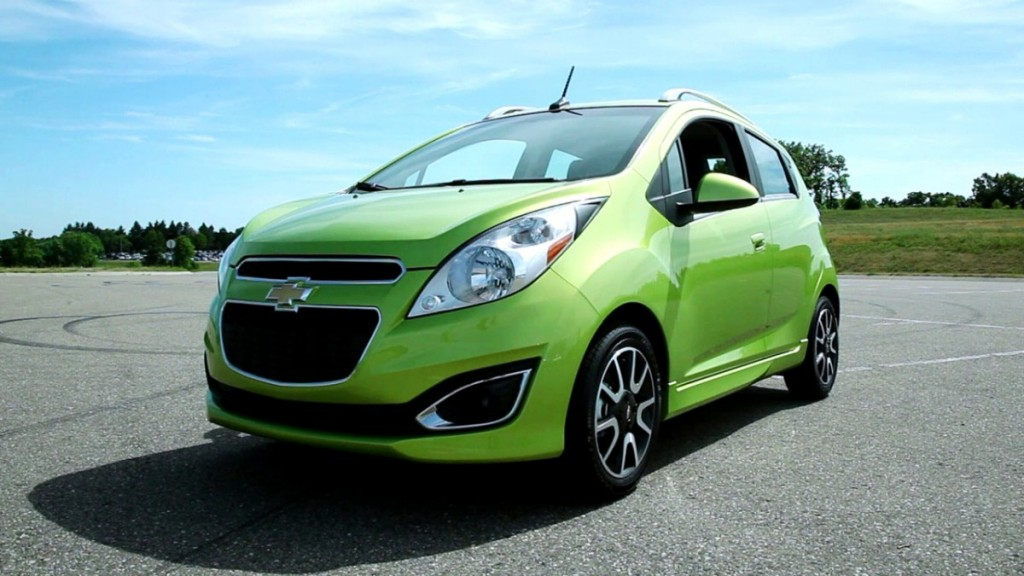 2013 Chevrolet Spark So Popular Gm Boosts Imports