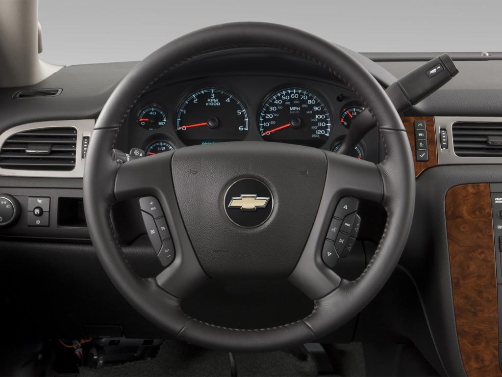 Image: 2013 Chevrolet Tahoe 2WD 4-door 1500 LT Steering ...