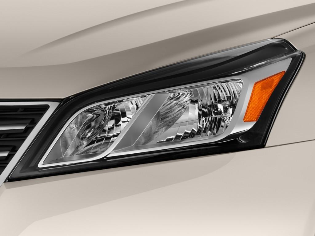 Image 2013 Chevrolet Traverse Fwd 4 Door Lt W 2lt