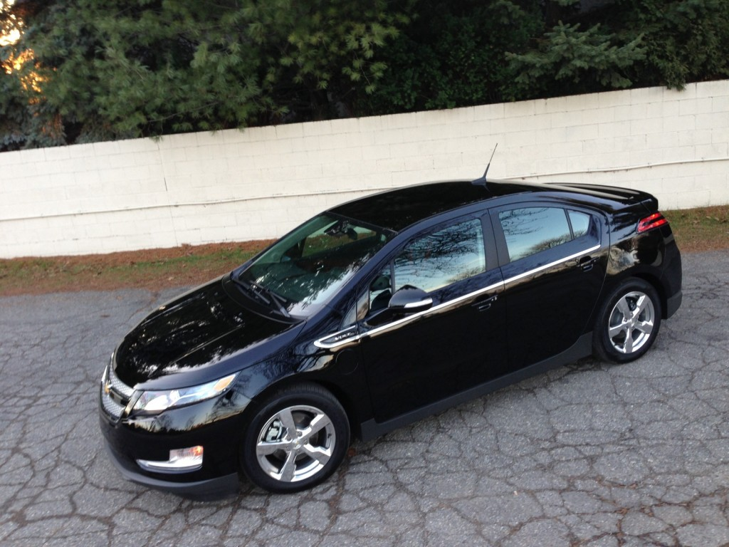 Image: 2013 Chevrolet Volt - Driven, December 2012, size: 1024 x 768, type: gif, posted on ...