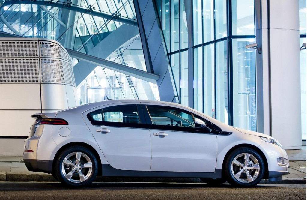 2011-2013 Chevrolet Volt Recalled To Upgrade Software & Ensure It Shuts Off