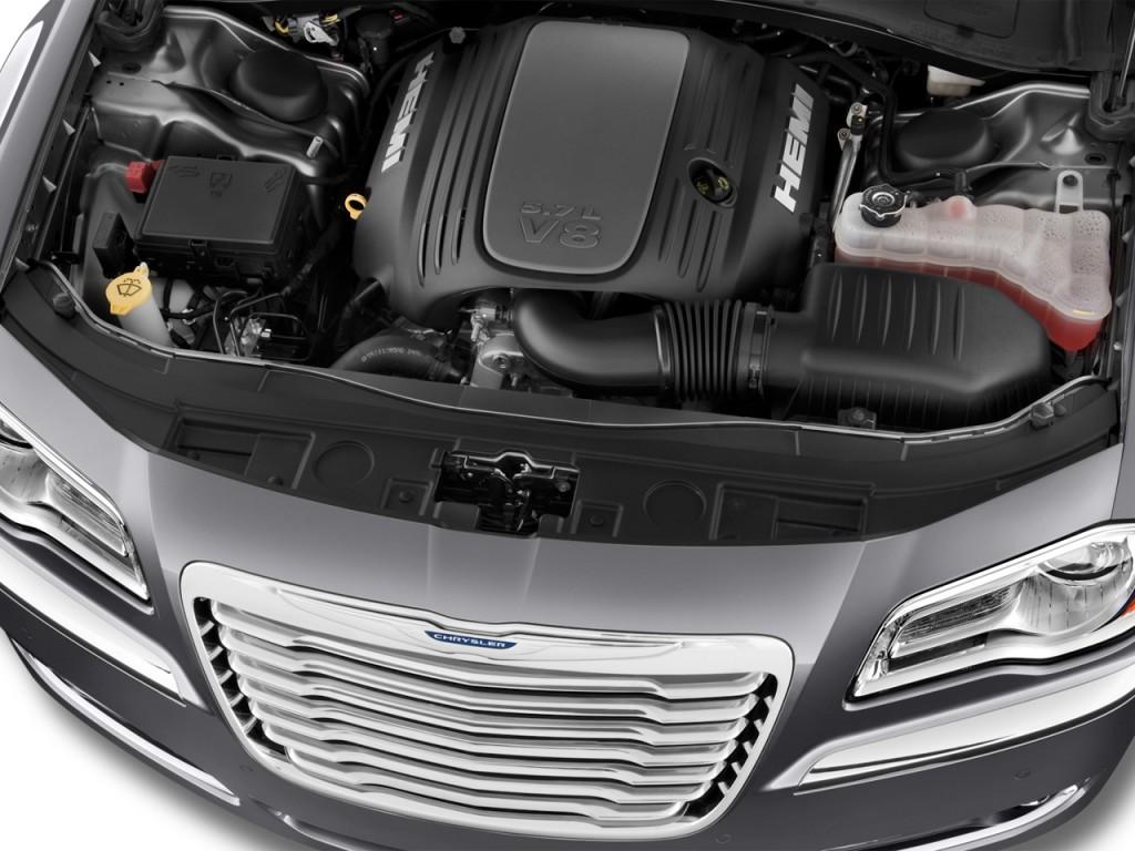 Image: 2013 Chrysler 300 4-door Sedan AWD Engine, size ...