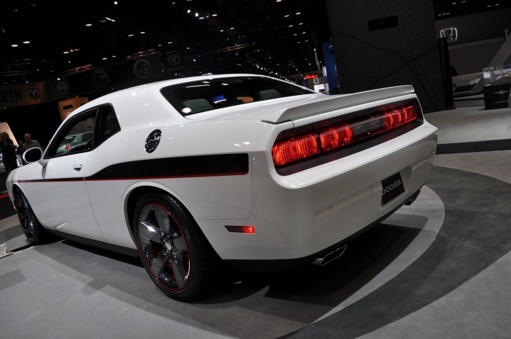 Image 2013 Dodge Challenger R T Redline Live Shots Size
