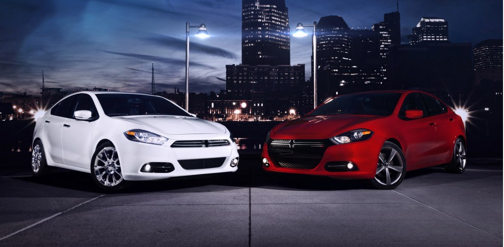 2013 Dodge Dart: All-New Compact Sedan Priced From $15,995