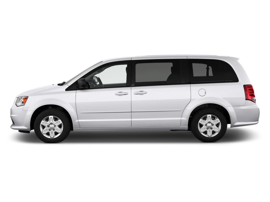 image: 2013 dodge grand caravan 4-door wagon se side exterior view