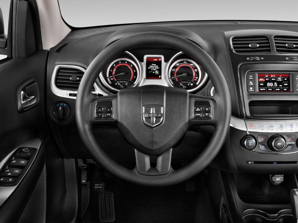 image 2013 dodge journey fwd 4 door se steering wheel size 1024 x 768 type gif posted on. Black Bedroom Furniture Sets. Home Design Ideas