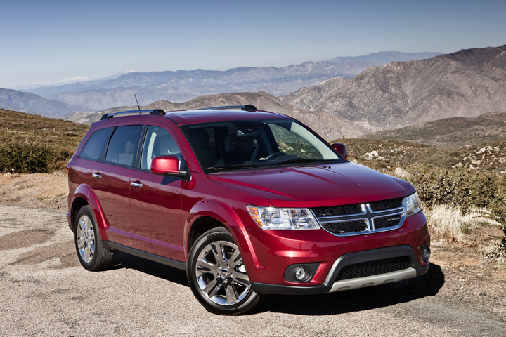 Dodge Journey Mpg >> 2013 Dodge Journey Review Ratings Specs Prices And Photos The