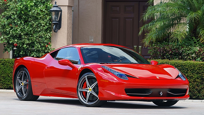 Texas firm will build Ferrari 458 Italias with manual transmissions
