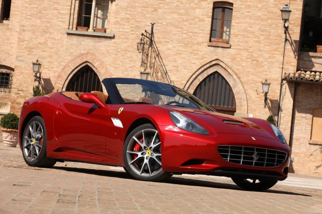 2013 Ferrari California 30