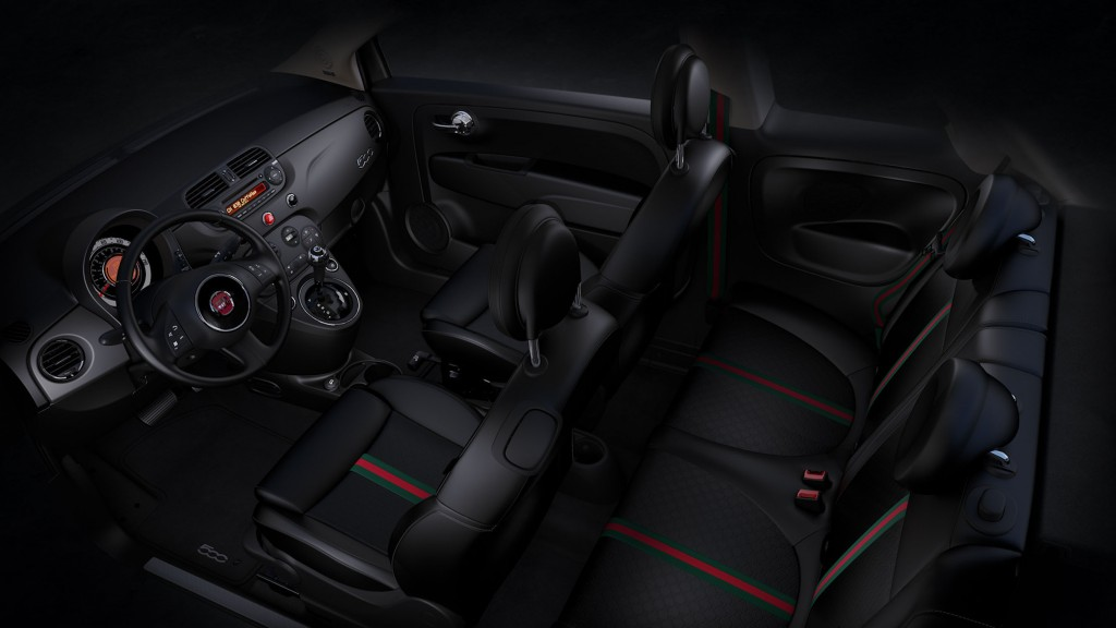 2013 Fiat 500 by Gucci