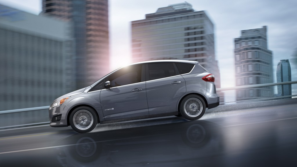 2013 Ford C-Max Hybrid: 47 MPG City, Better Than Prius V?