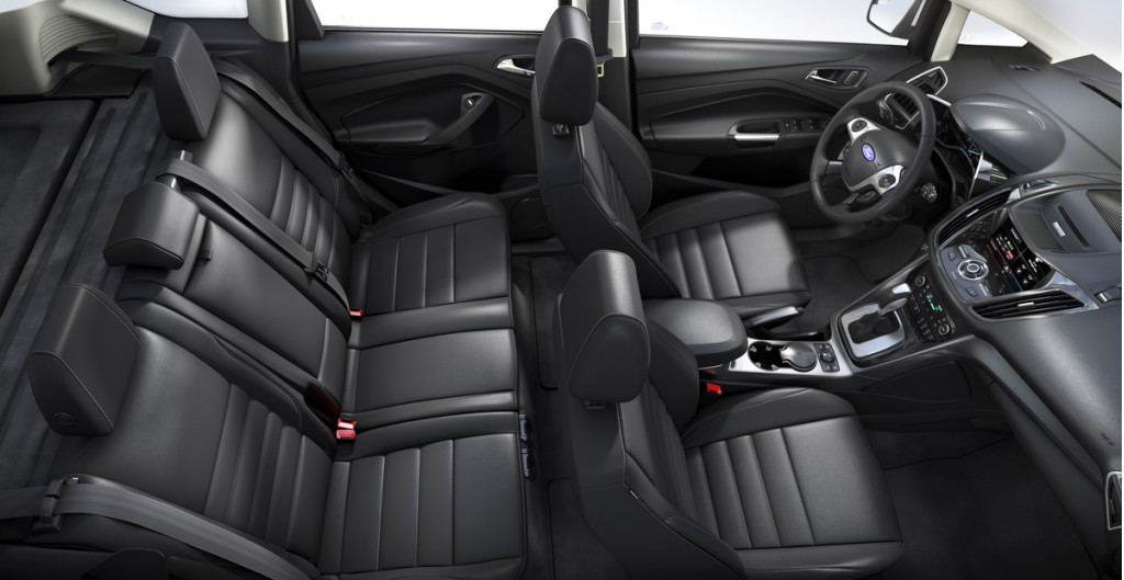 2013 Ford C Max Hybrid First Drive