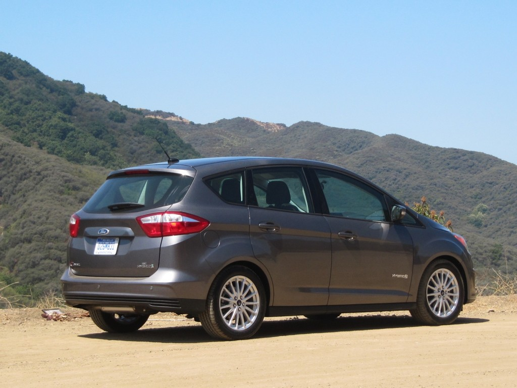 image 2013 ford c max hybrid los angeles august 2012 size 1024 x 768 type gif posted on. Black Bedroom Furniture Sets. Home Design Ideas