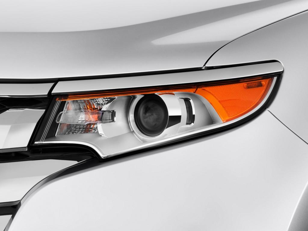 Image: 2013 Ford Edge 4-door SE FWD Headlight, size: 1024 ...