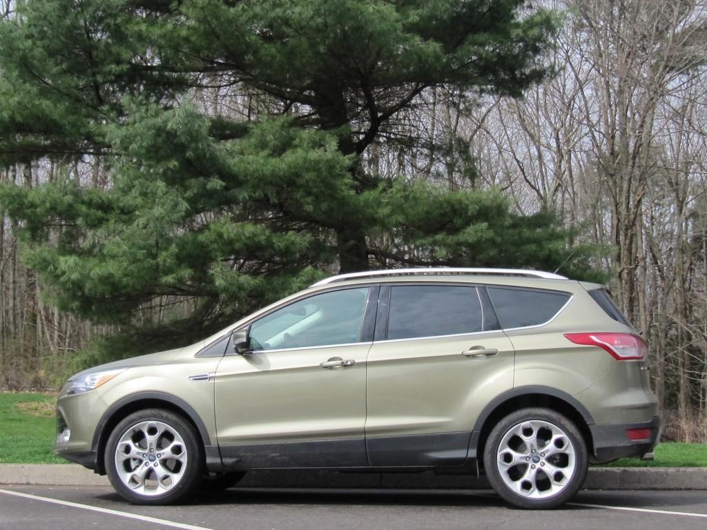 2013 Ford Escape EcoBoost 2.0-liter, Pennsylvania, April 2013