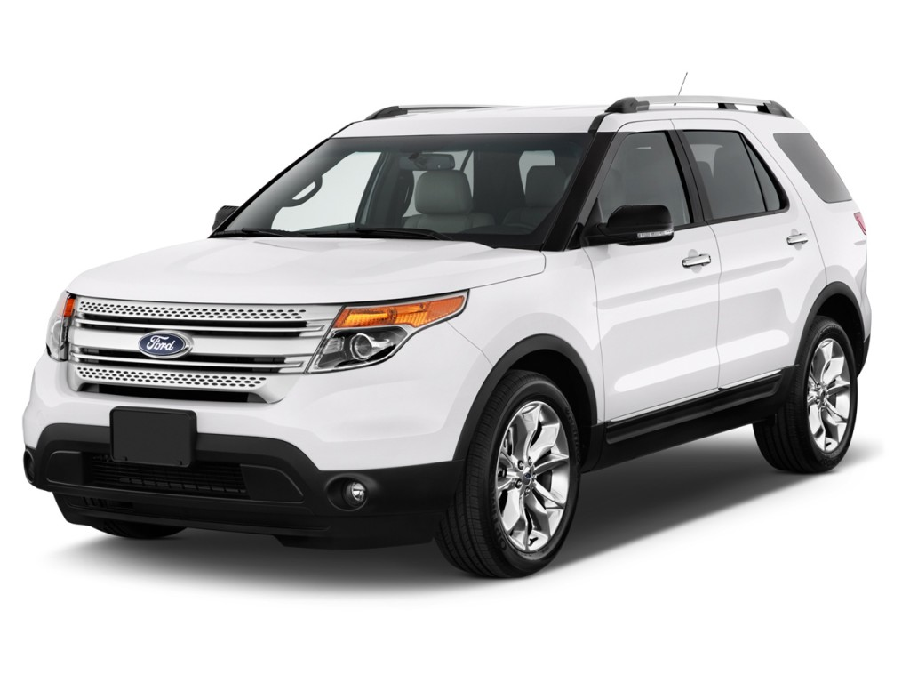 2017 Ford Explorer Review Ratings Specs Prices And Photos The Car Connection