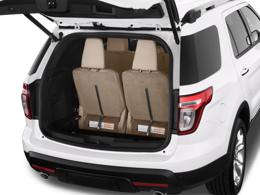 Image: 2013 Ford Explorer FWD 4-door XLT Trunk, size: 1024 x 768, type: gif, posted on: March 1 ...