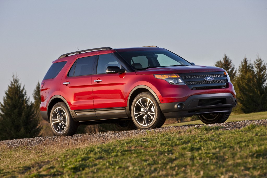 ford recalls 2011 2013 explorer for door latches hearses. Black Bedroom Furniture Sets. Home Design Ideas