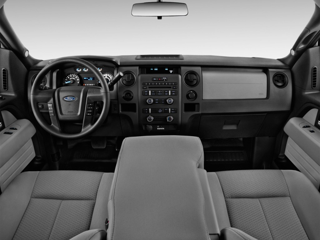 Image 2013 Ford F 150 2wd Reg Cab 145 Quot Xl Dashboard Size 1024 X 768 Type Gif Posted On