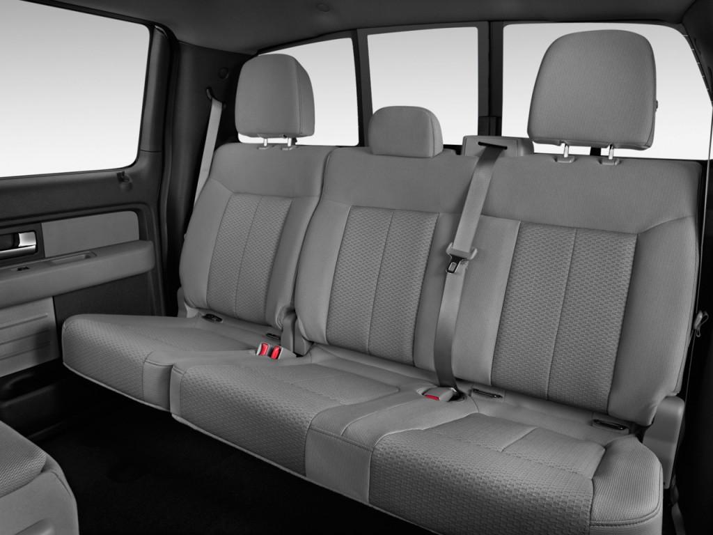 ford 150 supercrew seats rear xlt 2wd