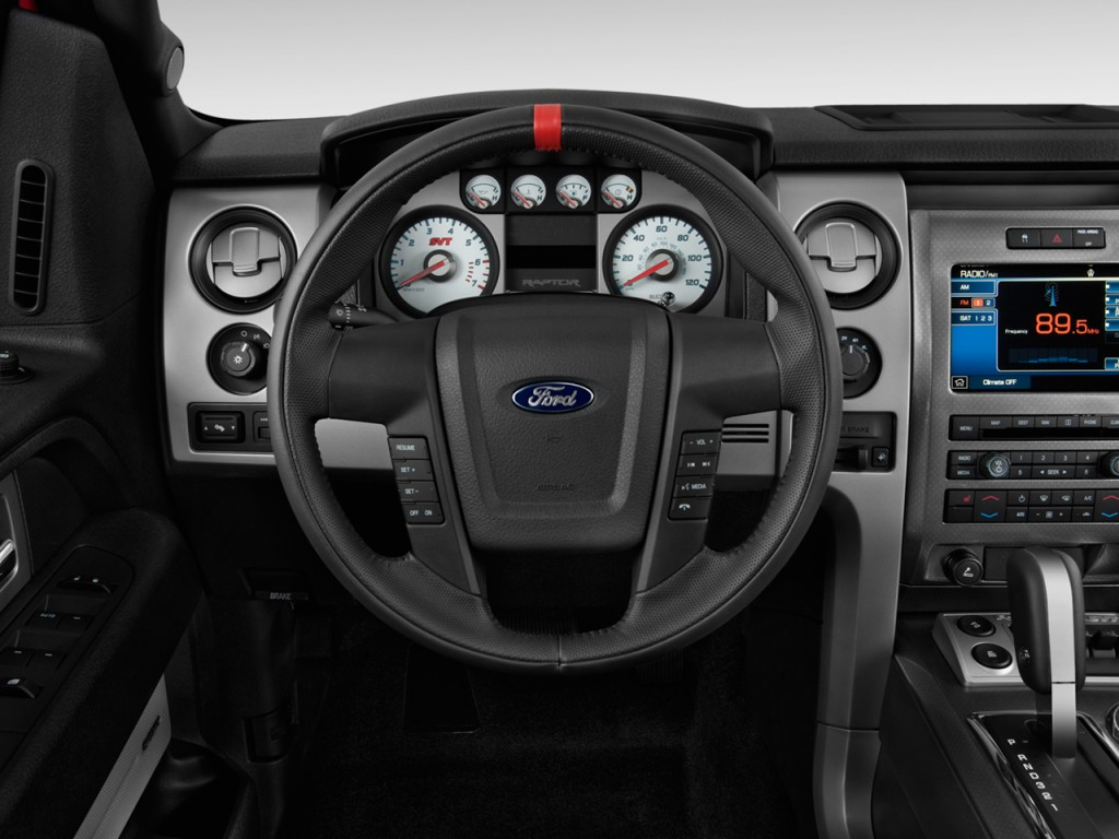 image  ford   wd supercab  svt raptor steering wheel size    type gif