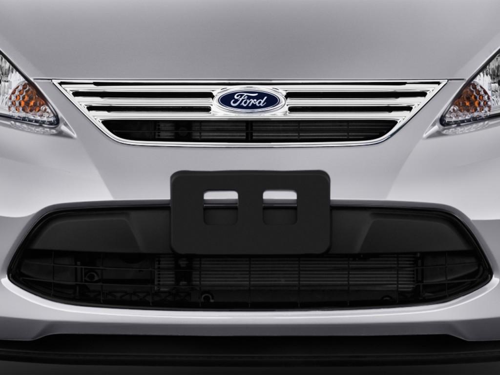 image 2013 ford fiesta 4 door sedan se grille size 1024 x 768 type gif posted on. Black Bedroom Furniture Sets. Home Design Ideas