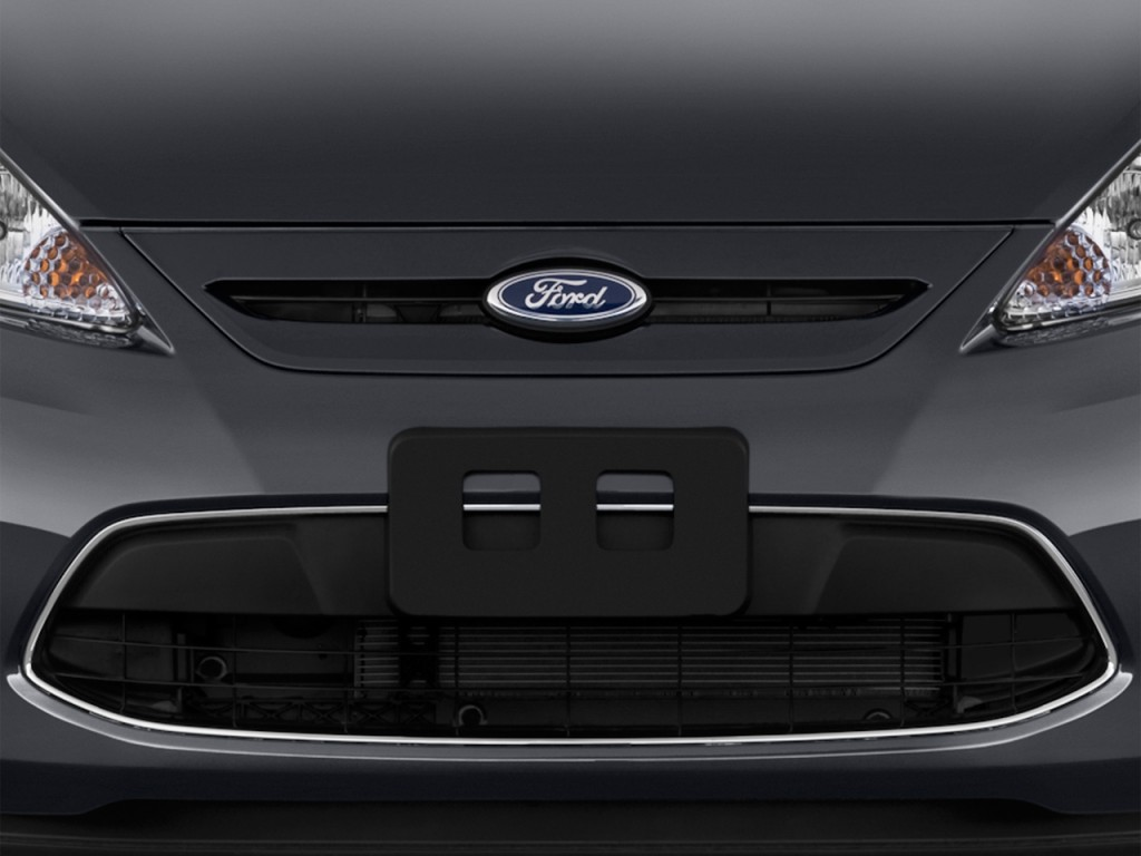 Image 2013 Ford Fiesta 5dr Hb Se Grille Size 1024 X 768