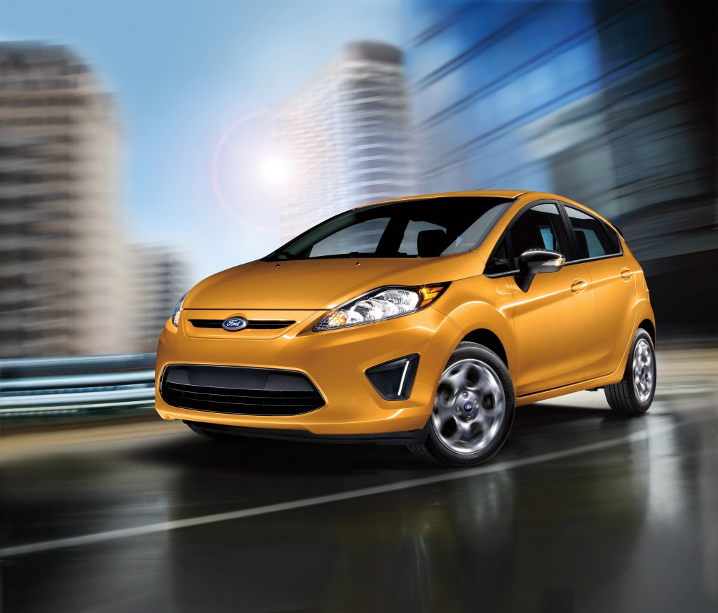 2011 2013 ford fiesta recall issued for side airbag problem