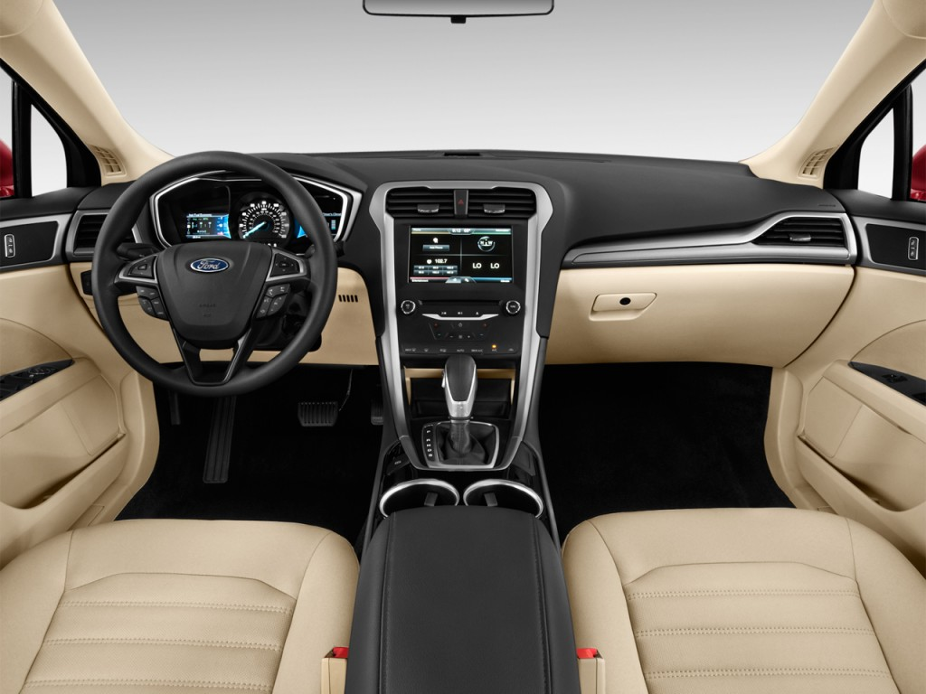 Image: 2013 Ford Fusion 4-door Sedan SE FWD Dashboard, size: 1024 x 768, type: gif, posted on ...