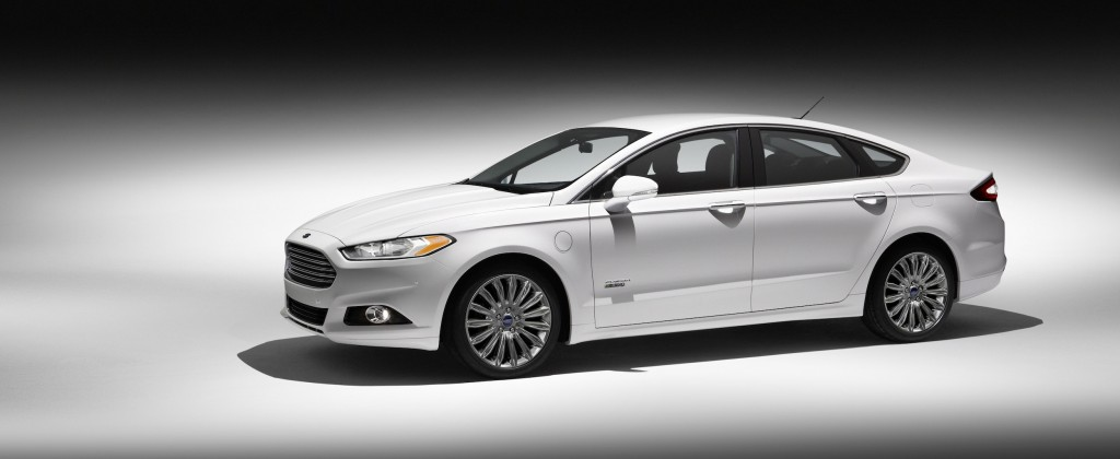 2013 Ford Fusion Energi Earns Nhtsa Five Star Safety Rating
