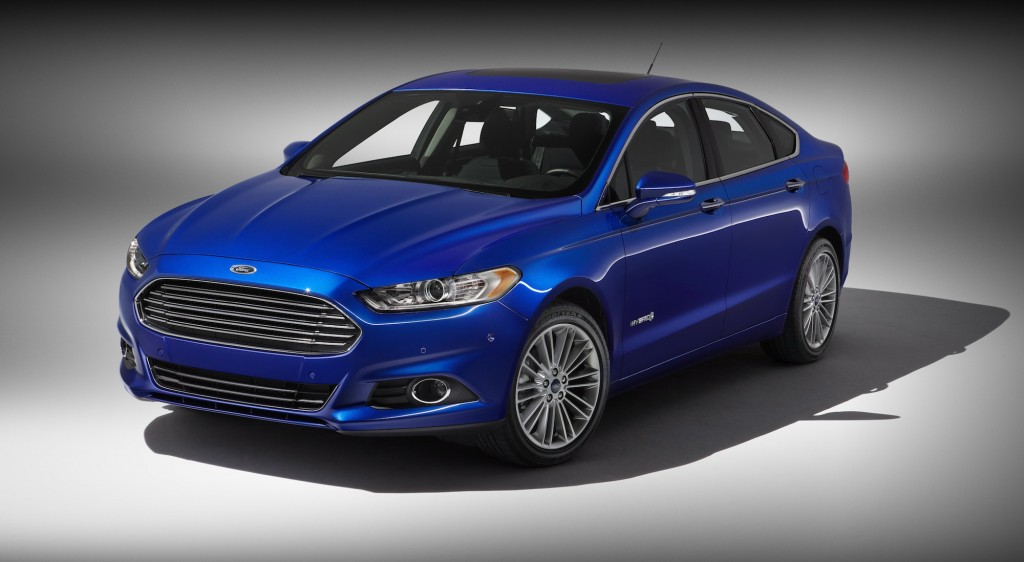2013 Ford Fusion Preview: 2012 Detroit Auto Show
